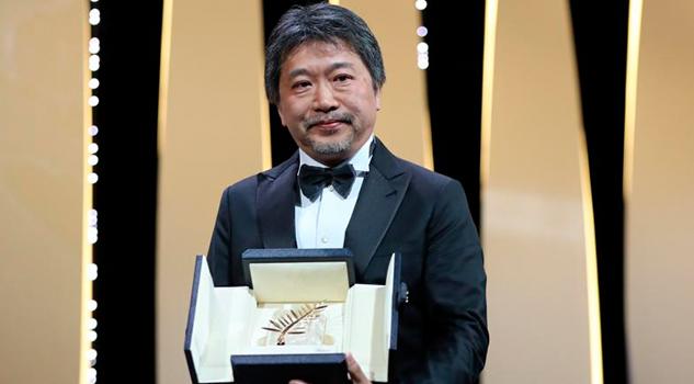 Shoplifters Japonés Kore Eda Recibe Palma Oro Cannes