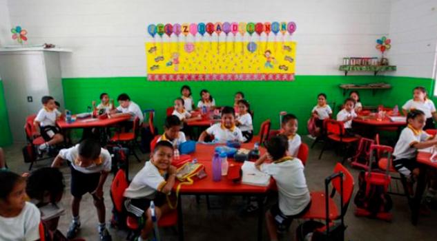 Suspende Gobierno Programa Alimentación Escuelas Tiempo Completo