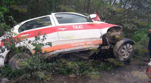 Taxista Muere Accidente