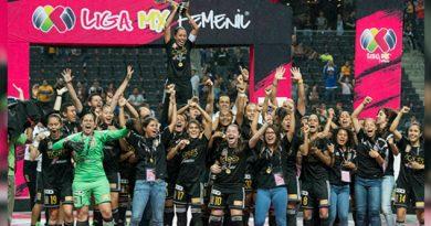 Tigres Femenil Proclama Campeón Casa Rayadas