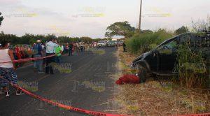 Un Muerto Dos Heridos Accidente Carretero