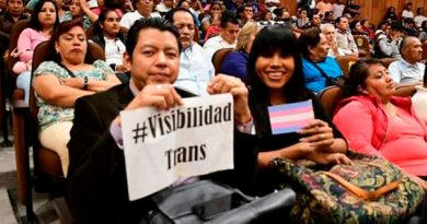 Veracruz Tercer Lugar Crímenes Odio Contra Comunidad LGBTTTIQ