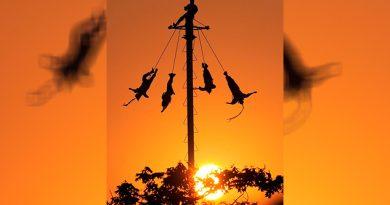 Voladores Papantla