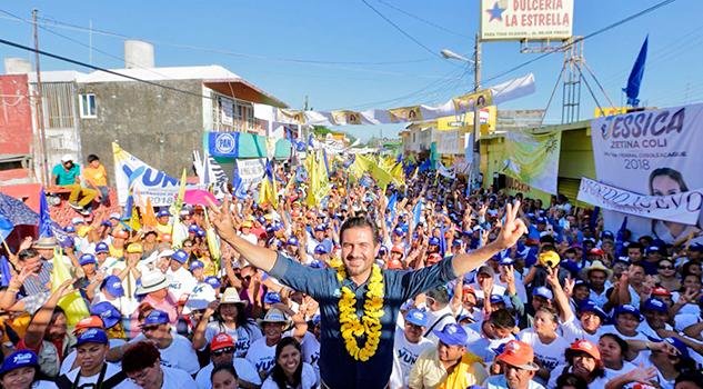 Mayor impulso al turismo: Yunes