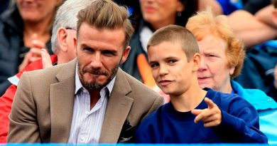 Zidane Envió El Mejor Regalo Hijo Beckham