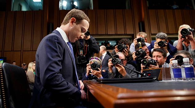 Zuckerberg Llega Eurocámara Nuevo Acto Gira Perdón