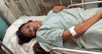 Muere hospitalizada, buscaban a sus familiares