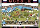 Google festeja pasión mundialista con doodle a países participantes