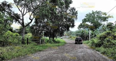 Acceso Directo Cerro Azul En Riesgo