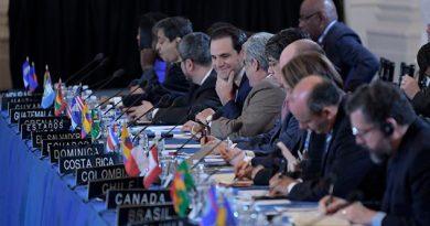 Aprueba OEA Resolución Podría Llevar Suspensión Venezuela