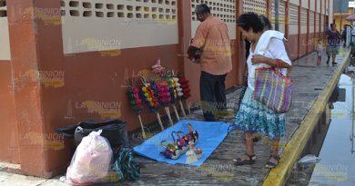 Artesanos Tamiahua Sufren Vender Productos