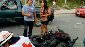 Atropellan Estudiante Tuxpan