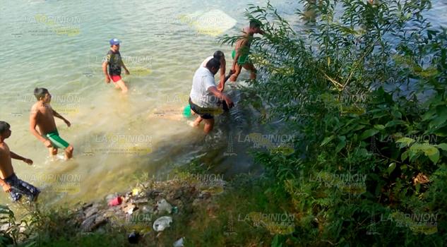 Bañista Muere Río Pantepec