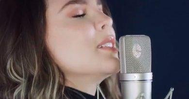 Belinda Canta México Lindo Querido AMLO