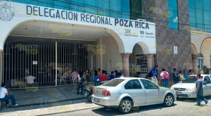 Caos Oficinas Regionales SEV