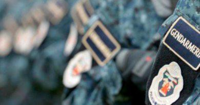 Capacita Gendarmería Elementos PC Coatzacoalcos