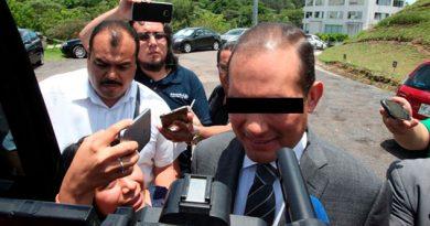 Cayó Ex-fiscal Veracruz