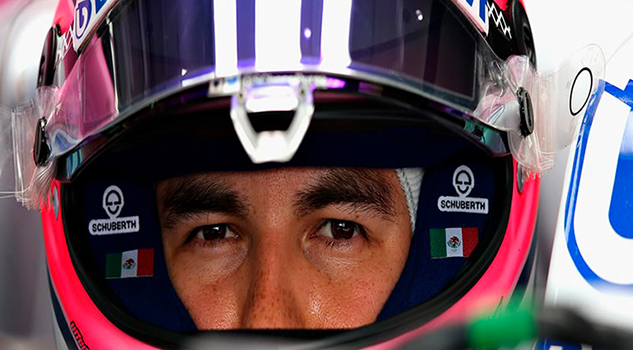 Checo Pérez Decimoctavo Prácticas Gran Premio Austria