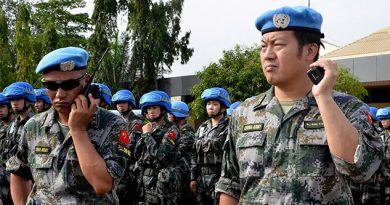 China Intensifica Relación Militar África