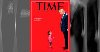 Dedica TIME Portada Trump Niña Separada Madre 1