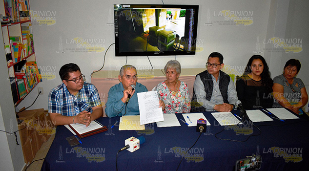 Denuncian Ex Alcalde Daño Patromonial
