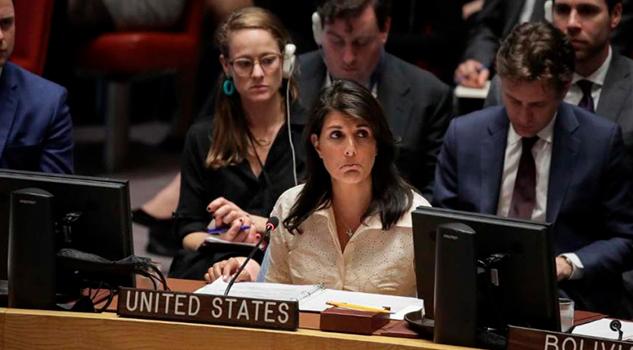 E.U.A. Retira Consejo Derechos Humanos ONU