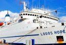 """Librería flotante """"Logos Hope"""" arribará a Coatzacoalcos el 27 de junio"""