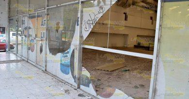 Edificios Abandonaros Poza Rica Guaridas
