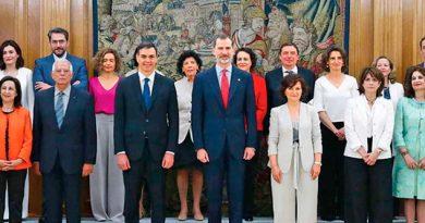 El Gobierno Más Femenino Historia España