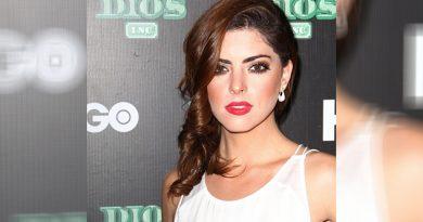 Ella Adela Noriega En Serie Luis Miguel
