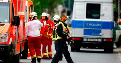 Embajador en Alemania se reúne con mexicanos lesionados en Berlín