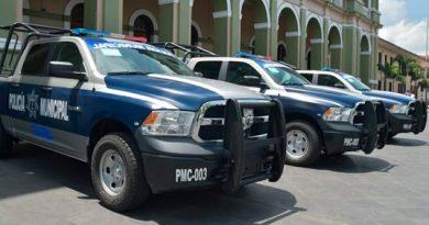 Entregará Ayuntamiento Córdoba 10 Patrullas Policías
