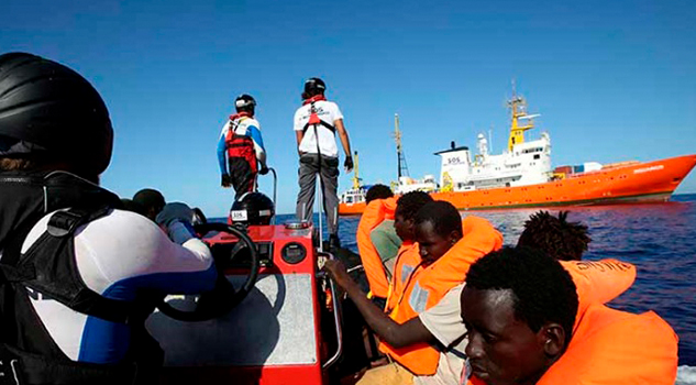 España Ofrece Recibir Barco Inmigrantes Rechazado Italia