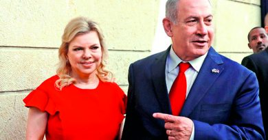 Esposa Primer Ministro Israelí Será Juzgada Fraude