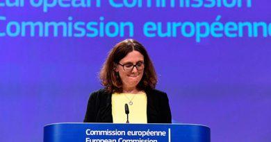 Unión Europea Denuncia E.U.A. China Ante OMC