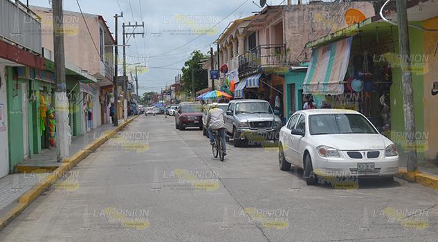 Exigen Mayor Seguridad Calles Tamiahua