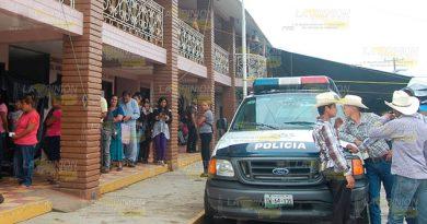Extreman Vigilancia Por Comicios Sierra de Otontepec