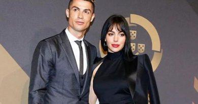 Cristiano Ronaldo Georgina Rodríguez Se Comprometieron