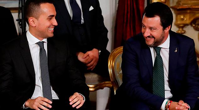Giuseppe Conte Ya Primer Ministro Italia