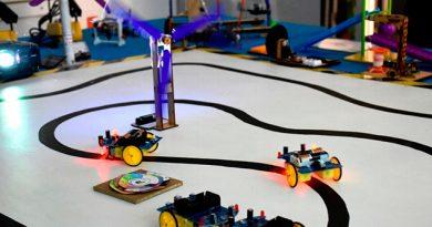 Habrá Lucha Carreras Robots Instituto Tecnológico Veracruz