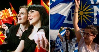 Histórico Acuerdo Entre Grecia Macedonia Pone Fin Conflicto
