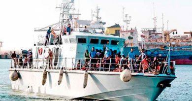 Italia Rechaza Otro Barco Con 350 Migrantes