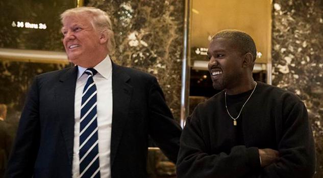 Kanye West Dio Explicación Simpatía Por Trump