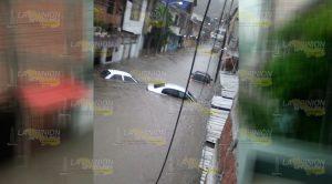 Lluvia Papantla, Inundación