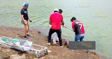 Localizan Cuerpo Hombre Aventó Agua Sin Saber Nadar