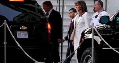 Melania Trump Rechaza Deparación Nños Padres Migrantes