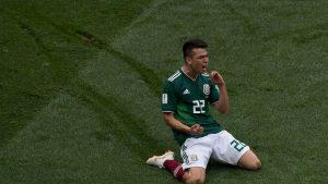 Mexico Alemania Rusia 2018