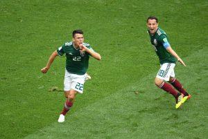 Mexico Alemania Mundial Rusia 2018