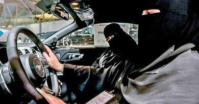Mujeres Ansían Ponerse Volante Arabia Saudita