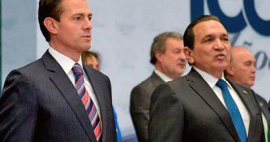 Peña Nieto llama a ciudadanos a reflexionar el voto